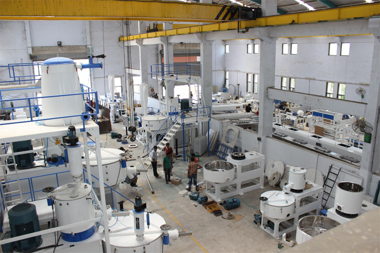 PVC Pipe Machinery: Plant, Pipe Extrusion Manufacturer in India